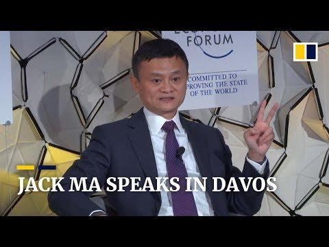 Jack Ma warns of third world war