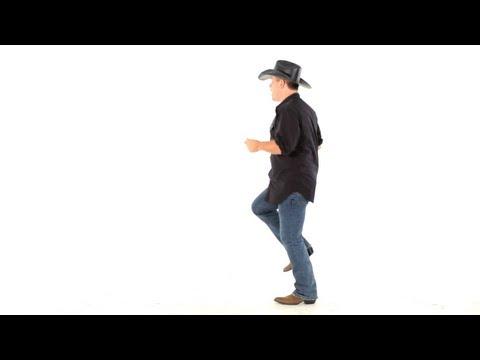 How to Do the CC Shuffle   Line Dancing