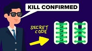 Video CIA Spy Techniques: The Shoelace Code and Other Secret Spy Techniques MP3, 3GP, MP4, WEBM, AVI, FLV Agustus 2018