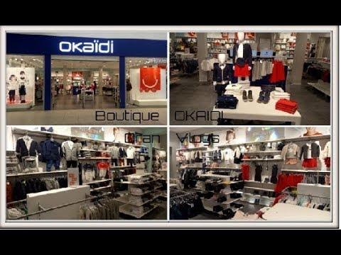 Boutique OKAIDI à Ardis Oran | محل اوكايدي في ارديس وهران