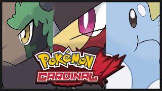 Your Starter Pokémon Have Evolved in Pokémon Cardinal! by HoopsandHipHop