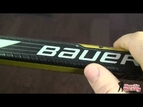 The Bauer Supreme One Matrix Stick
