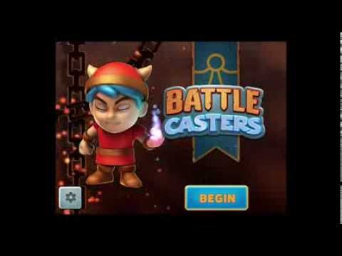 GDC 2014: 'Battle Casters', a Dual Stick Dungeon Crawler from the Makers of 'Mega Jump' and 'Mega Run'