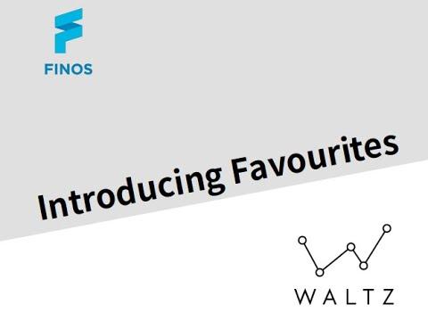 Waltz: Introducing Favourites