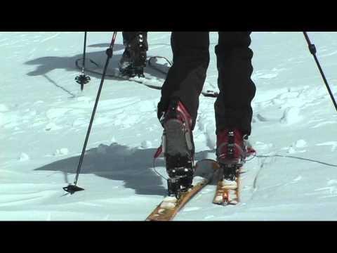 VIDEO: Skitúra Baranie sedlo s horským vodcom