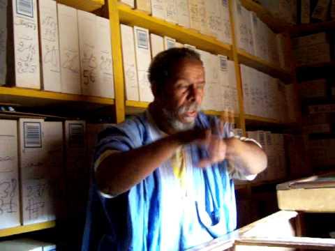 0 Старинные библиотеки Шингетти