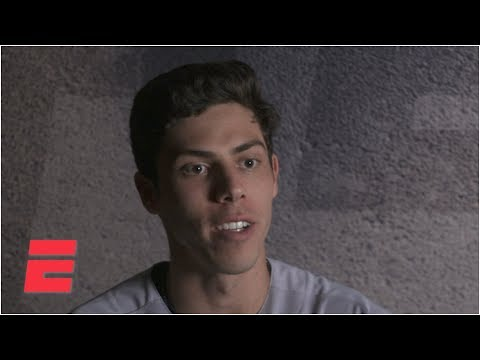 Video: Christian Yelich doesn't believe in regressing after an MVP season   MLB on ESPN