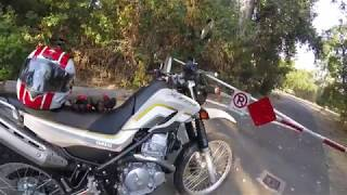 10. FPVgearheads 2018 Yamaha XT250 dual sport motorcycle