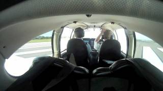 Cirrus SR-20 Flying With GoPro™
