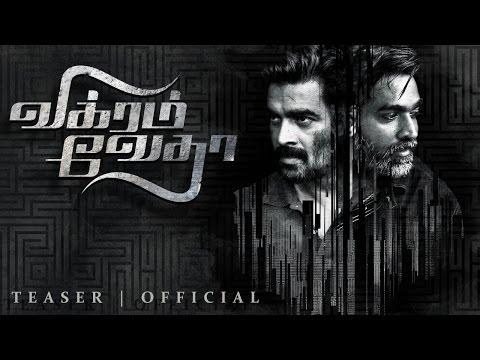 Vikram Vedha Trailer