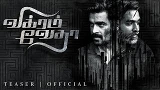 Official Teaser of Vikram Vedha