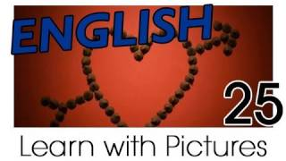 English Dating Vocabulary, Learn English Vocabulary With Pictures