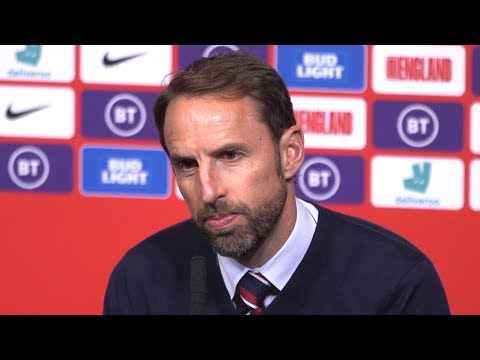 England 4-0 Bulgaria - Gareth Southgate Full Post Match Press Conference - Euro 2020 Qualifiers