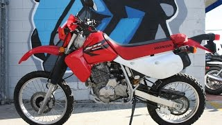 7. 2006 Honda XR650L Dual Sport Motorcycle For Sale