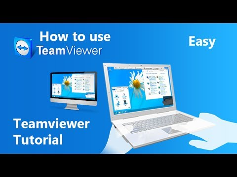 How to use Team Viewer 2019
