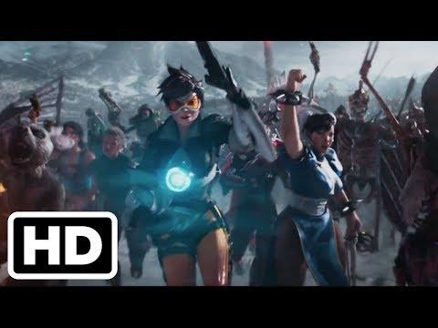 Ready Player One Trailer #2 (2018) (видео)