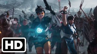 Video Ready Player One Trailer #2 (2018) MP3, 3GP, MP4, WEBM, AVI, FLV Juni 2018