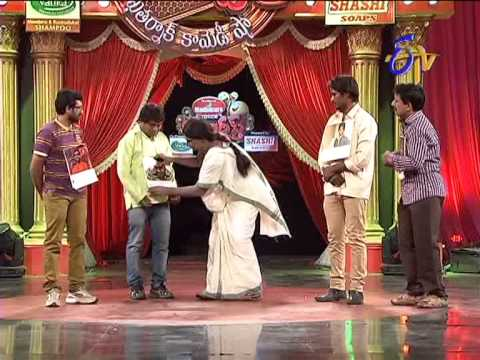 Jabardasth - ????????? -  Chammak Chandra  Performance on 17th July 2014 18 July 2014 08 AM