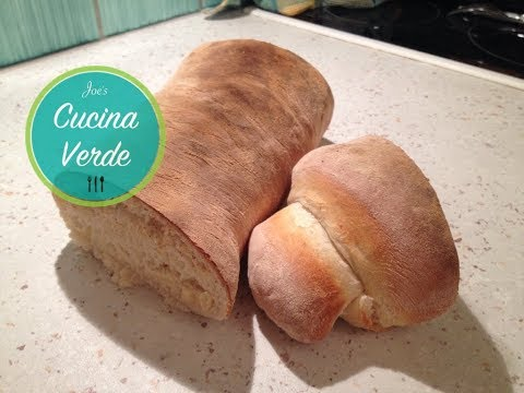 Ciabattabrot selber machen – Rezept – Ciabatta backen – Ciabatta Brot