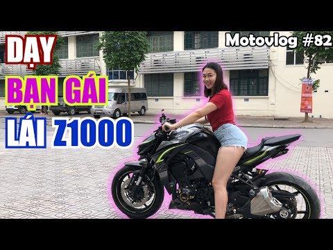 NAVU dạy bạn gái đáng yêu lái Z1000 | Motovlog 82 - Thời lượng: 14:57.