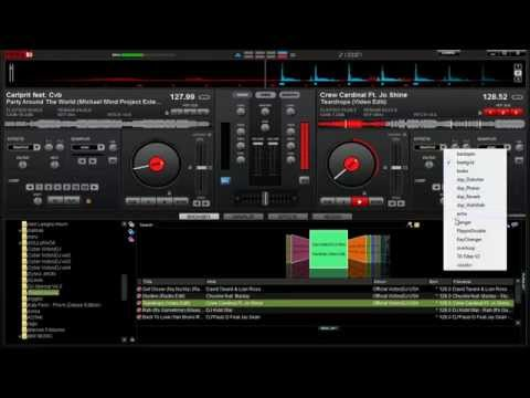 ♪♫Mix Virtual DJ 7 pro, Party Hard 2013 ♫♪HD°!!! Mixed By :Aris DJ