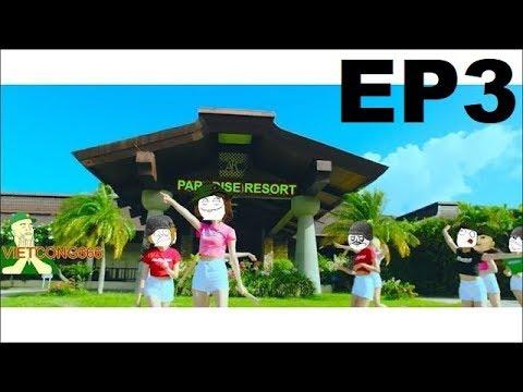 PARADISE RESORT |THE VIETCONG SHOW EPISODE 3 - Thời lượng: 3 phút và 55 giây.