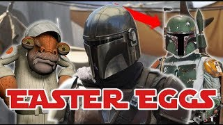 The Mandalorian: Star Wars Cameos, Easter Eggs, and Ties by Comicbook.com