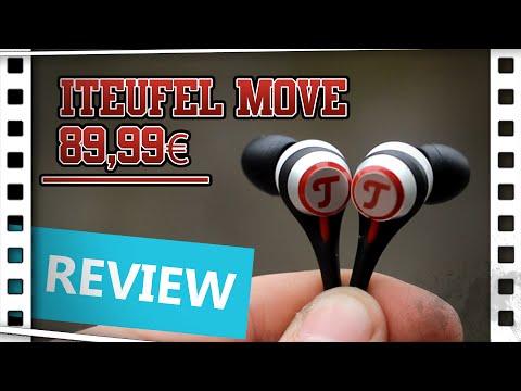[Review] Die besten in ear Kopfhörer? iTeufel Move Test! *Produkt-PORN*