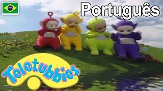 Teletubbies em Português Brasil ☆ Episódios Completos 56 ☆ ▻ Inscreva-ser: http://bit.ly/1QpZrZO A série foca-se em quatro seres estranhos,que são ...