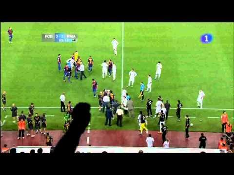 mourinho vs tito vilanova( barca-madrid vuelta super copa 2011).mp4 (видео)