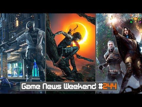 Игровые Новости — Game News Weekend #239 | (Cyberpunk 2077, Metro Exodus, Assassin's Creed 2019)