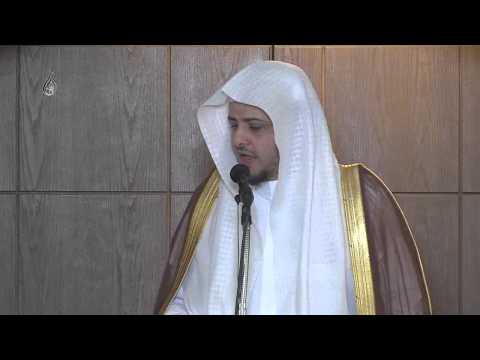 خطبة الجمعة: بني الإسلام على خمس.