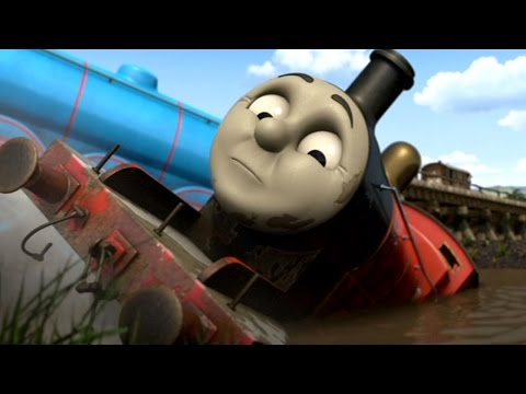 Thomas - Here is a remake of the famous 'Never Never Never Give Up', using only footage from 'Hero of the Rails' onwards. Enjoy! Song composed and arranged by Mike O'...