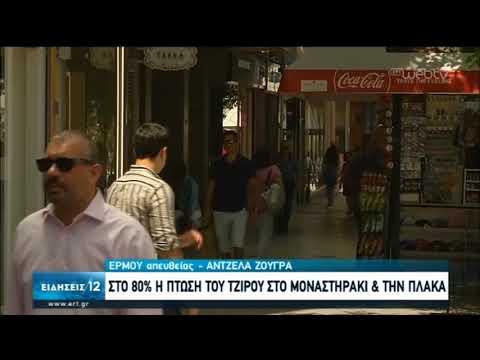 Στους εμπορικούς δρόμους το Επαγγελματικό Επιμελητήριο | 11/06/2020 | ΕΡΤ