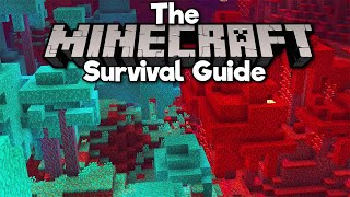 All New Nether Update 1.16 Biomes! • The Minecraft Survival Guide (Tutorial Let's Play) [Part 305]
