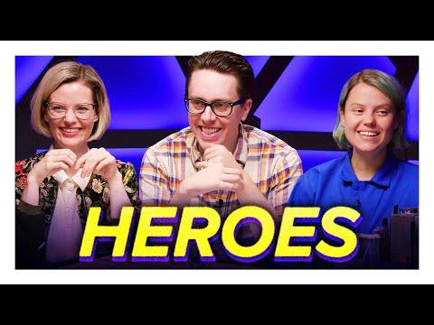 The Unsleeping City | Season 1 | Ep. 15 | Hall of Heroes