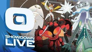 BEASHT BOOSHT Pokemon Sun & Moon! OU Showdown Live w/PokeaimMD, Gator & PK! (shofu & snark at end) by PokeaimMD