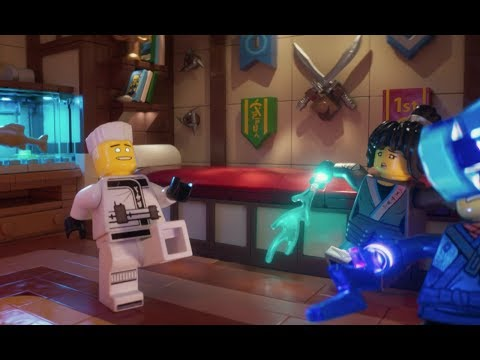 LEGO NINJAGO Movie Outtakes And Bloopers