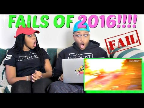 Ultimate Fails Compilation 2016: Part 1 (December 2016) by FailArmy REACTION!!!!