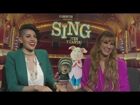 Video 'Sing: Ven y Canta': las chicas de Ha*Ash nos cuentan su experiencia download in MP3, 3GP, MP4, WEBM, AVI, FLV January 2017