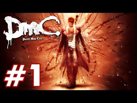 DmC Devil May Cry - Sony PlayStation 3 - PS3 - Occasion - Complet - PAL FR