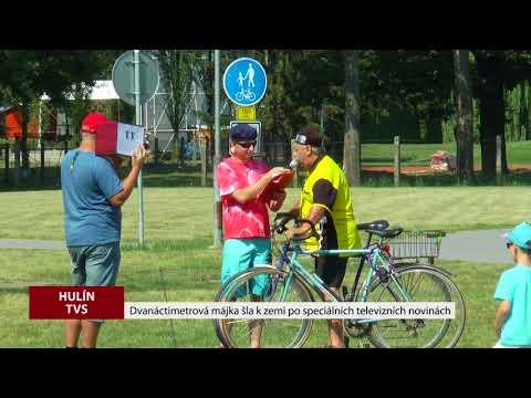 TVS: Hulín - Kácení máje