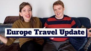 Download Lagu UPDATE - Europe Trip 2018 announcement! Mp3