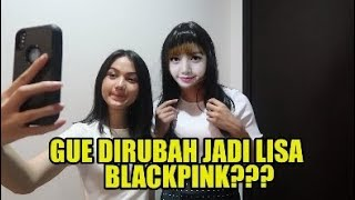 Video #SANSVLOG - Aisyah rubah gue jadi lisa BLACKPINK MP3, 3GP, MP4, WEBM, AVI, FLV Juni 2019