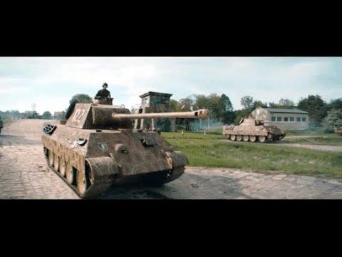 T 34 |  Movie scene | Soviet tank crew escape from a Nazi POW camp