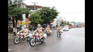 Ra quân cao điểm tấn công, trấn áp tội phạm, bảo vệ ĐH Đảng toàn quốc lần thứ XIII và Tết Nguyên đán
