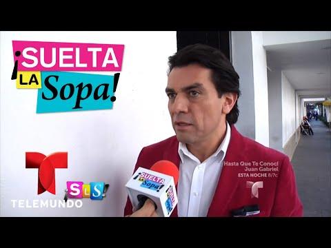 Jorge Salinas opinó sobre escándalo de Eduardo Yáñez por golpear a reportero | Suelta La Sopa | Ent