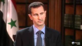 Full Interview President Bashar al-Assad with Barbara Walters from ABC News