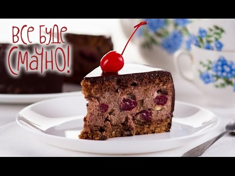 Тортик пьяная вишня фото