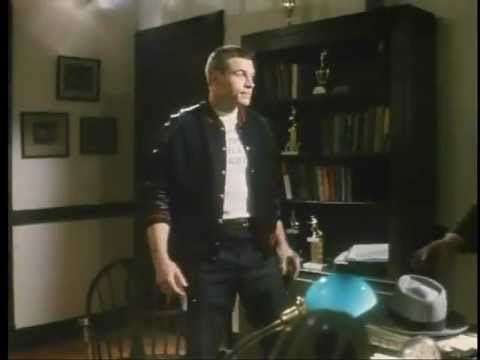Jon-Erik Hexum in his first movie he co-starred in,  Fimed Dec '83, released Sept '84